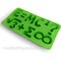 Cool Science Ice Cube Tray