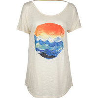 VANS Port Light Womens Tee 190652425 | tees | Tillys.com