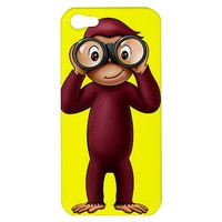 Curious George Apple iPhone 5 Case