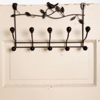 UrbanOutfitters.com > Bird Vine Over The Door Hook