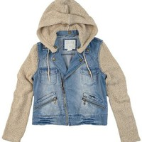 Billabong rev up moto jacket - Oatmeal - J706WREV				 | 
