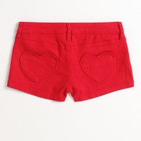 Sound &amp; Matter Sweetheart Shorts - PacSun.com