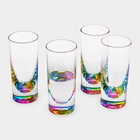 Rainbow Tumblers