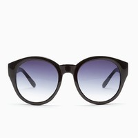 Marlo Circle Shades - Black