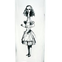 Alice In Wonderland Growing a Long Neck Glasses
