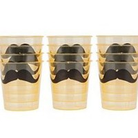 Mustache Shot Set Pack