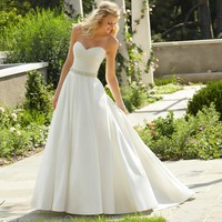 Mori Lee Voyage Wedding Dresses - Style 67471