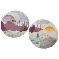 Landscape Cat Sweeties Plate