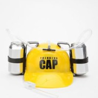 UrbanOutfitters.com &gt; Thinking Cap Drinking Helmet