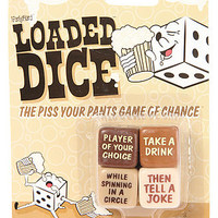 ICUP The Loaded Dice Game : Karmaloop.com - Global Concrete Culture