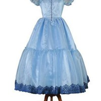 Alice&#x27;s Blue Dress
