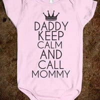 DADDY KEEP CALM - Get in my Closet