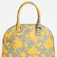 Tory Burch 'Robinson' Canvas Dome Satchel | Nordstrom