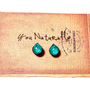 Mini Teardrop Earrings
