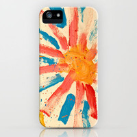 Sunny Day iPhone Case by MonkeyMania