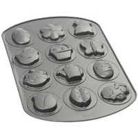 Wilton Spring Nonstick 12 Cavity Cookie Pan