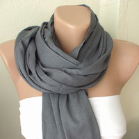 Unisex Scarf from 100  coton by Periay on Etsy
