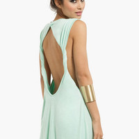 Twist to Open Dress $28