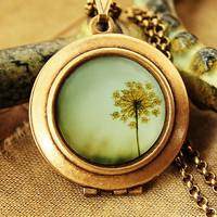 Simplexity Photo Art Locket by HeartworksByLori on Etsy