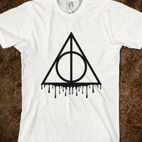 Melting Deathly Hallows