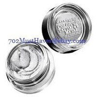 Maybelline COLOR TATTOO METAL 24hr Cream Eyeshadow • SILVER STRIKE  #60