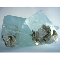 Large Aquamarine Beryl Crystal