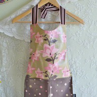 Little Helper Laminated Child's Apron