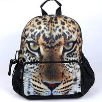 3D  Animal Backpack Cute Schoolbag