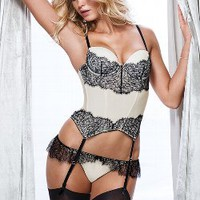 Chantilly Lace Bustier - Dream Angels - Victoria's Secret