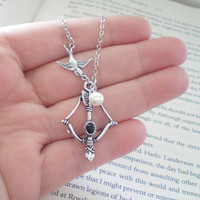 SALE Hunger Games Necklace