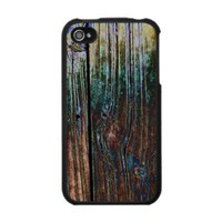 Old Barn Woodgrain - IPhone 4 Case from Zazzle.com