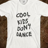 Cool Kids Don't Dance - One Direction Merchandise