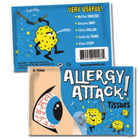 ALLERGY ATTACK TISSUES