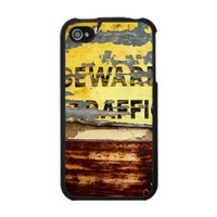 Beware Traffic - IPhone 4 Case from Zazzle.com