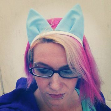 MY LITTLE PONY ears headband Rainbow Dash MLP FiM Cosplay