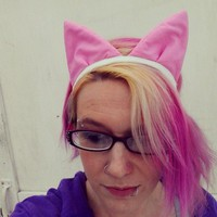 MY LITTLE PONY ears headband Pinkie Pie MLP FiM Cosplay kawaii