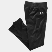 Girls&#x27; ColdGear Fitted Leggings | 1221799 | Under Armour US