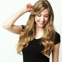 Luxy Hair â?? Dirty Blonde - 18 (160g)