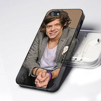 AA0217 Harry Styles Photoshoots One Direction design for iPhone 5 case
