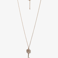 Secret Garden Necklace | FOREVER21 - 1000019981