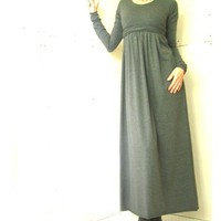 long dress by treehouse28 on Etsy