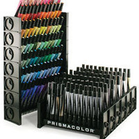 Prismacolor Premier Double Ended Art Marker Set, 156 Colors