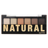 NYX Eye Shadow Natural Palette
