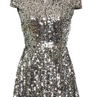 Sequin Rush Dress