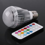 Amazon.com: Colorful LED RGB 9W E27 Light Bulb Lamp with Remote Control: Home Improvement