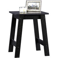 Walmart: Sauder Beginnings Collection Side Table, Black