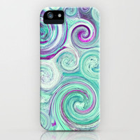flow iPhone Case by Sylvia Cook Photography