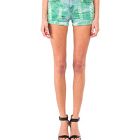 Be Green Denim Shorts - 2020AVE