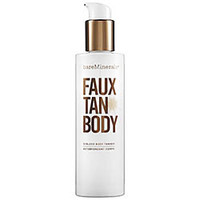 bareMinerals Faux Tan Body Sunless Body Tanner: Shop Bronzer &amp; Self Tanner | Sephora