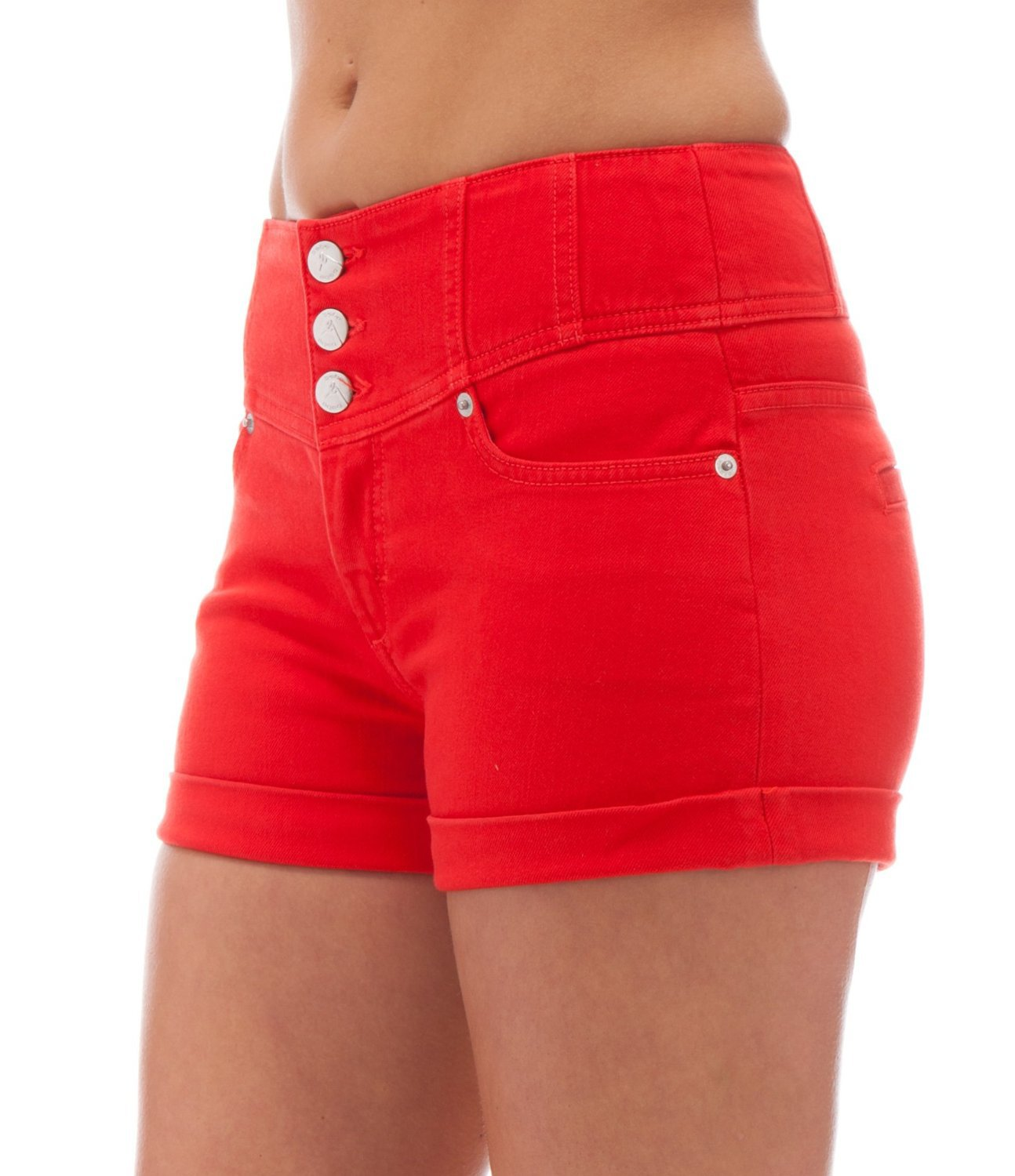 Shorts for Juniors. Complete any outfit with a trendy pair of juniors shorts from Kohl's. No matter the style, Kohl's has just what she's looking for! We have all the juniors shorts she loves, including junior khaki shorts, which are ideal for her everyday wardrobe.